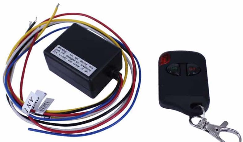 Remote Control On/Off Switch for 12V LEDs