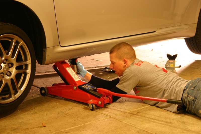 Install A Led Underbody Kit On Scion Tc