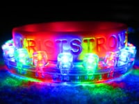 led flexible waterproof strip
