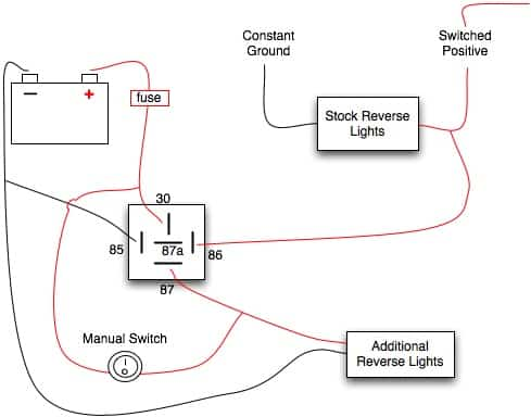 reverse_lights_prevent_backfeed relay or diode? oznium forum backup light wiring diagram at n-0.co