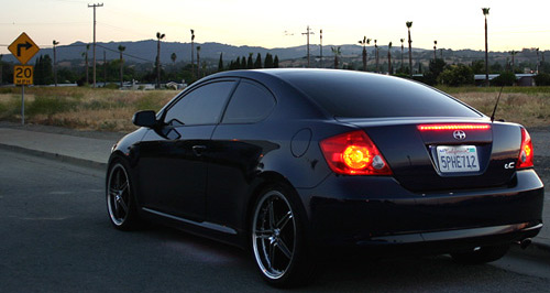 Fully Lit Brilliance! ✓ 2005 Scion TC