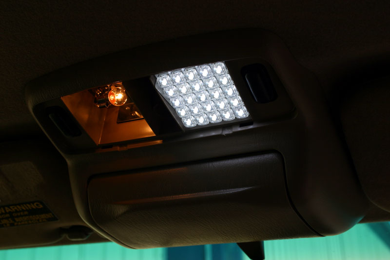 Led Map Dome Light Mod Yotatech Forums