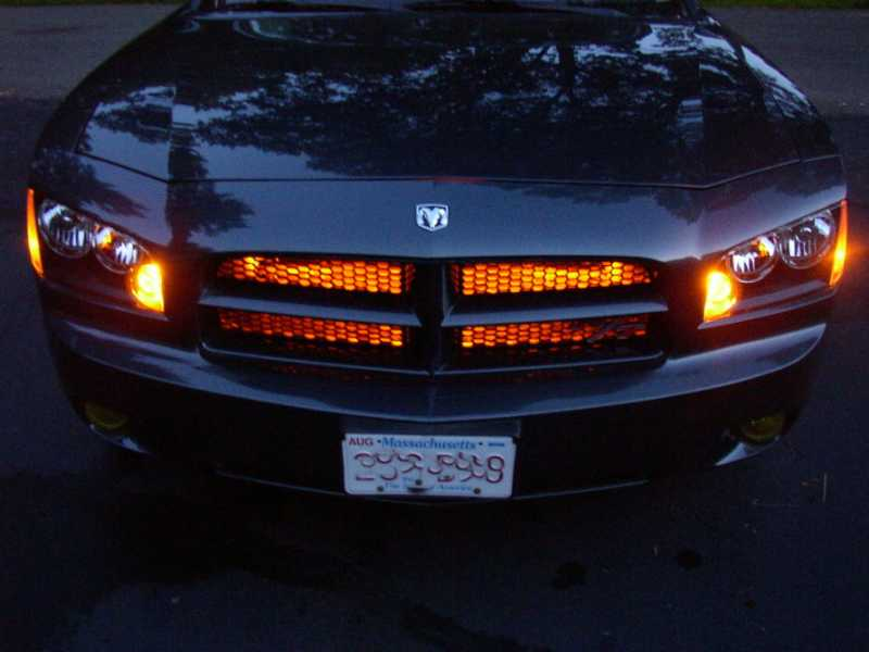 Led Grill Lights And In Engine Compartment Page 2