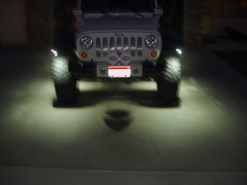 Cheap And Easy Led Rock Lights Jk Forum Com The