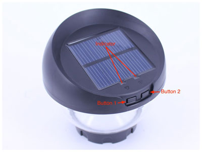 Solar Lawn Light with Mosquito Repeller