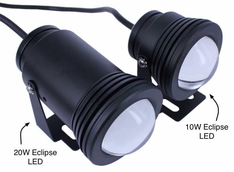 10W & 20W eclipse