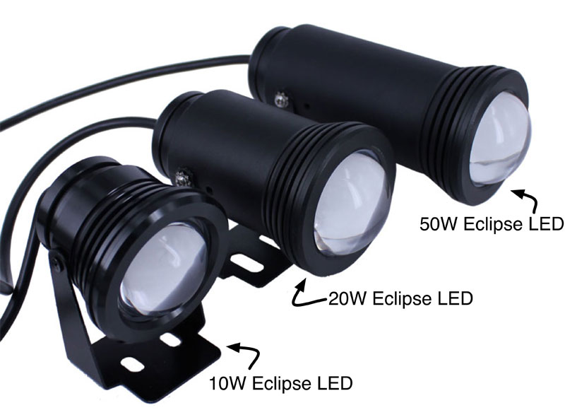 10W & 20W & 50W eclipse