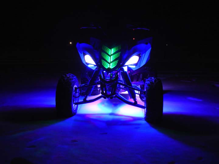 Neon lights for dirt bikes 4k wallpapers - Underglow neon ...